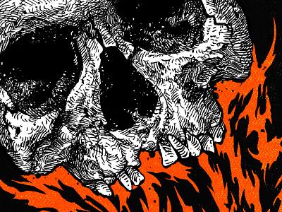 Available apparel design clothing design dark illustration macabre skull art dark art band merch merch design illustration artwork t-shirt design