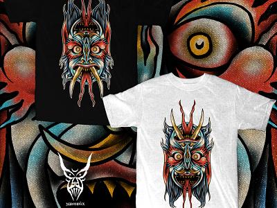 Available traditional american tattoo design band merch merch design illustration artwork t-shirt design