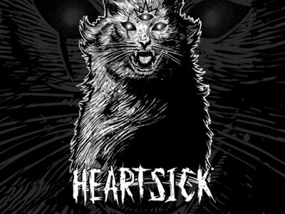 The cat empire - artwork done for Heartsick