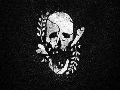 Broken skull