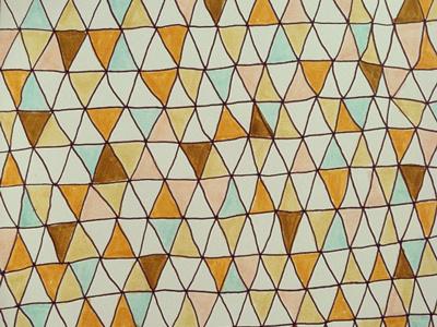 Sketchbook 1 pattern hand-drawn color
