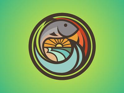 PokeMon Hawaiian Cuisine illustration graphic design branding logo design