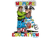 No more education