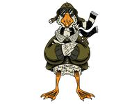 Goose pilot