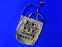 Print for the eco bags for the Socle shop