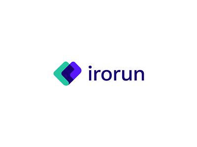 Logo design for Irorun brand identity logo logo design