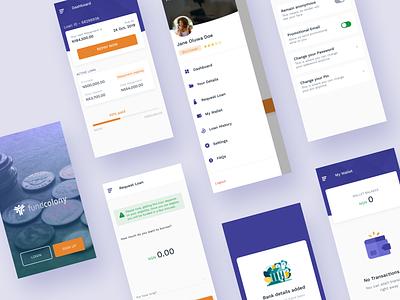 App Design app design mobile app design mobile ui icon ux ui