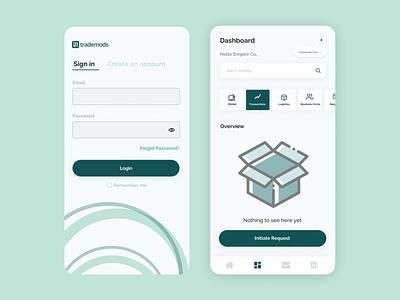 A Marketplace app design mobile ui mobile app design mobile ui