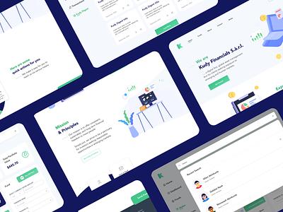 UI Design app illustration icon web design web app website web design ui