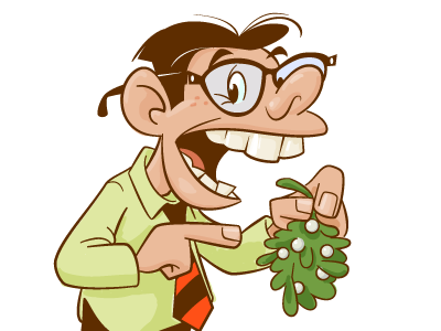 I'm super allergic to hemiparasitic plants