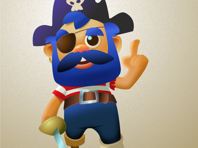 Pirate Work Is Never Done