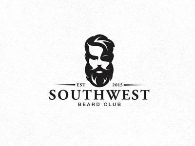 Beard Club Logo Debut