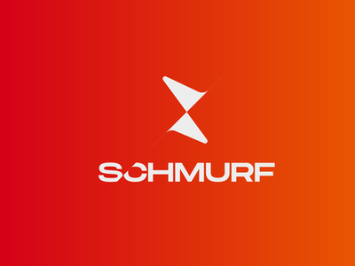 Schmurf Brand Identity identity brand wave sound music logo dj