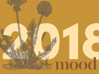 2018 mood