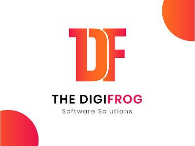 Dgifrog Logo icon design vector logo identity logodesignchallenge logo creative logodesigns