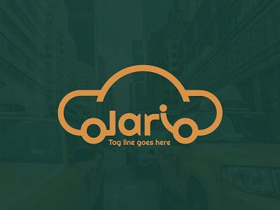 Gari Logo branding typography logo identity design logo