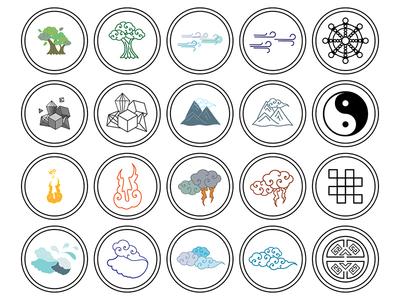 Tibetan Icons