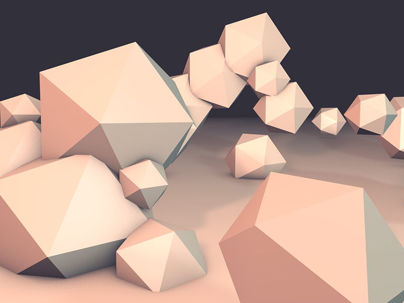 Low Poly Test