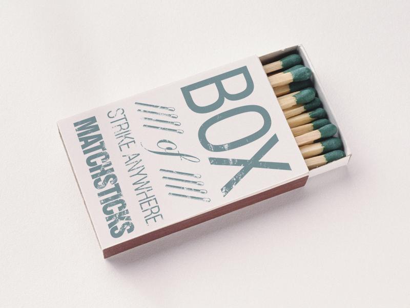 Box-O-Matches matches composite