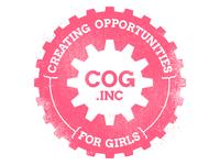 Creating Opportunities For Girls Badge