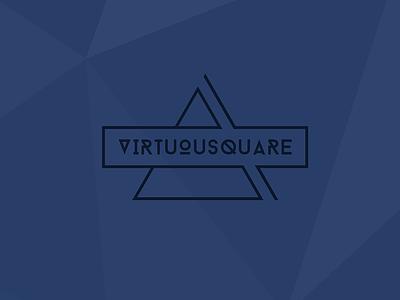 Virtuousquare portfolio baron triangle blue lines