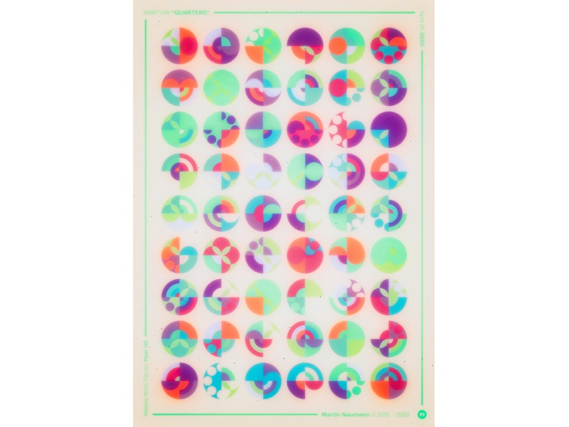 """WWP°246 """"QU4RTERS"""" pattern illustration geometric colors wwp generative filter forge abstract art design"""