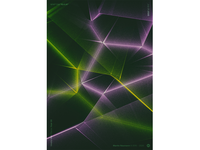 """WWP°259 """"GrA:N"""" grainy texture noise light grain illustration colors wwp generative filter forge abstract art design"""