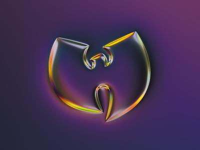 36 logos - Wu-Tang Clan 36daysoftype illustration typography logo design chrometype rebrand rebranding logotype logo wutang filter forge generative art design