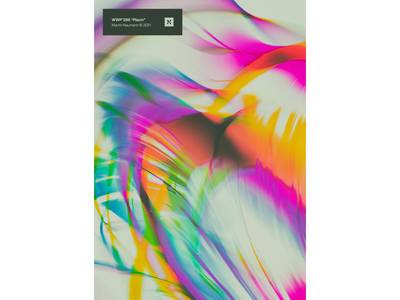 """WWP°286 """"Plazm"""" illustration wwp colors generative filter forge abstract art design"""