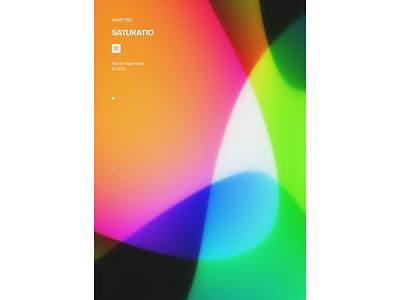 "WWP°293 ""Saturatio"" gradient noise generativeart generative art pattern illustration colors generative filter forge abstract art design wwp"