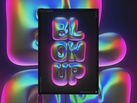 """WWP°210 """"BLOW UP"""""""