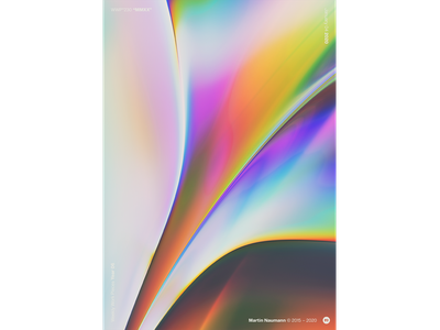 """WWP°230 """"MMXX"""" spectrum aberration chromatic illustration colors wwp generative filter forge abstract art design"""