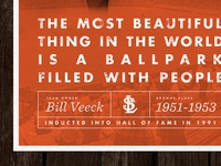 St. Louis Browns Historical Society Poster Series