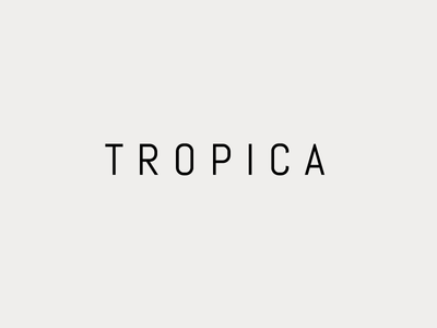 Tropica | Primary Logo