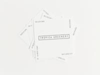 Tropica | Business Cards