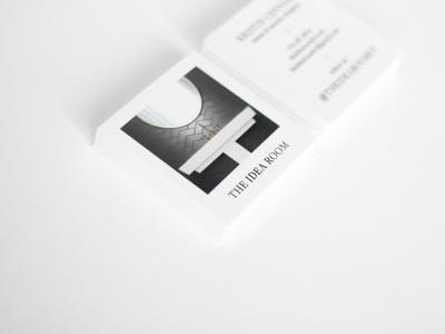 The Idea Room | Business Cards