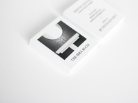 The Idea Room | Business Cards