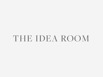 The Idea Room | Logo