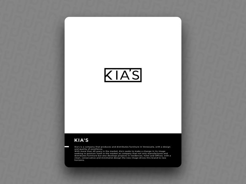 KIAS logo icon design brand