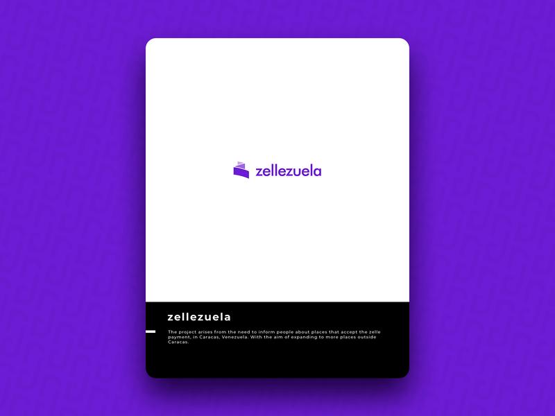 zellezuela logo icon design brand