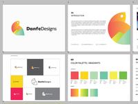 Danfe Designs Styleguide