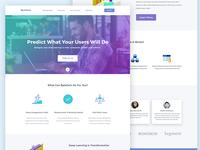 Technology Landing Page