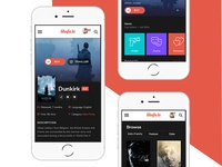 Movie App Responsive Website