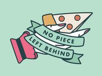 No Piece Left Behind