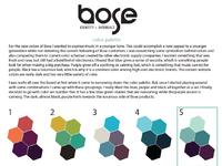 Bose colors