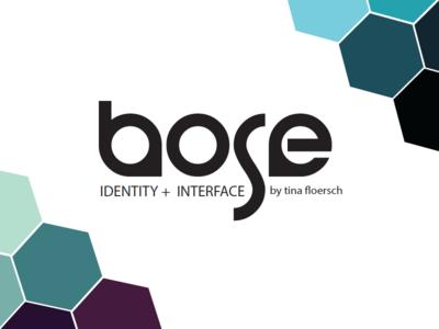 Bose - Identity ReDesign