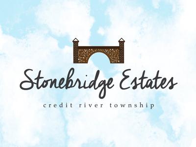 Stonebridge Estates - Final Logo Design