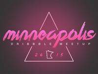 Minneapolis Dribbble Meetup