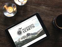 Messengers of Earth // Logo Design