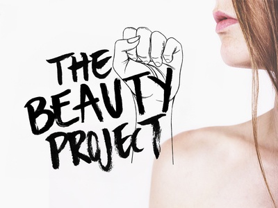 The Beauty Project // Logo Design